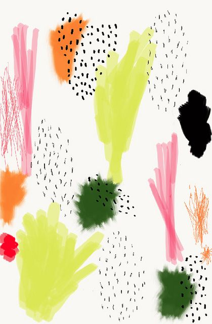 paint this or something similar in big room: Paintings Art, Colors Patterns, Illustrations Graphics Design, Abstract Illustrations, Colour Illustrations, Color Patterns, Ashley Goldberg, Desktop Wallpapers, Phones Wallpapers