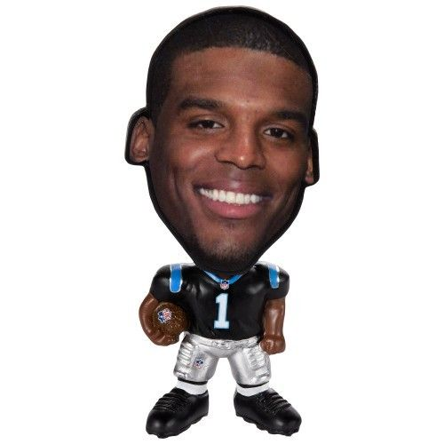 Kick your collection of Carolina Panthers-inspired memorabilia up a notch this season when you get this fantastic Cam Newton Flathlete figurine! This piece is destined to quickly become your new favorite Carolina Panthers item!