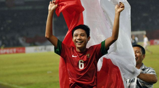 Evan Dimas. Foto: Liputan6