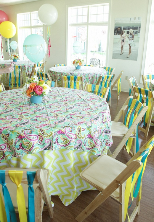 The 2013 Vera Bradley Baby Celebration, a special event for Vera Bradley new moms and moms-to-be.