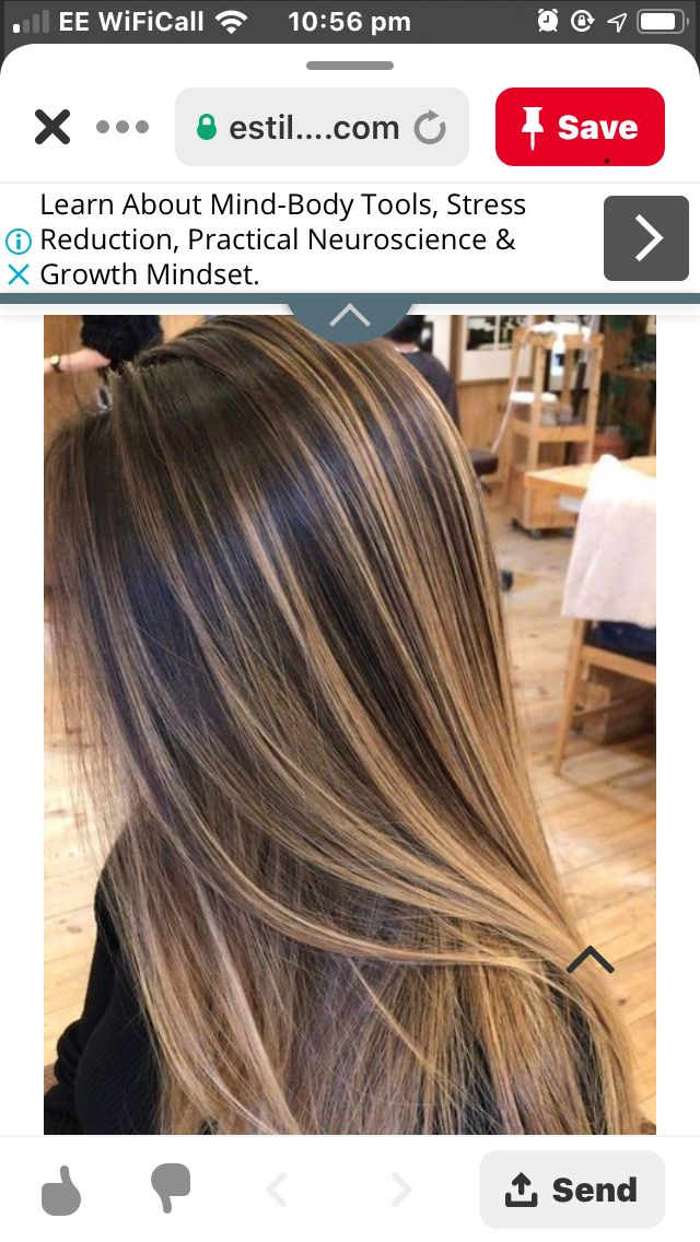 Pin By Debbie On Blond Refleksy Long Hair Color Brown Hair With Highlights Hair Styles