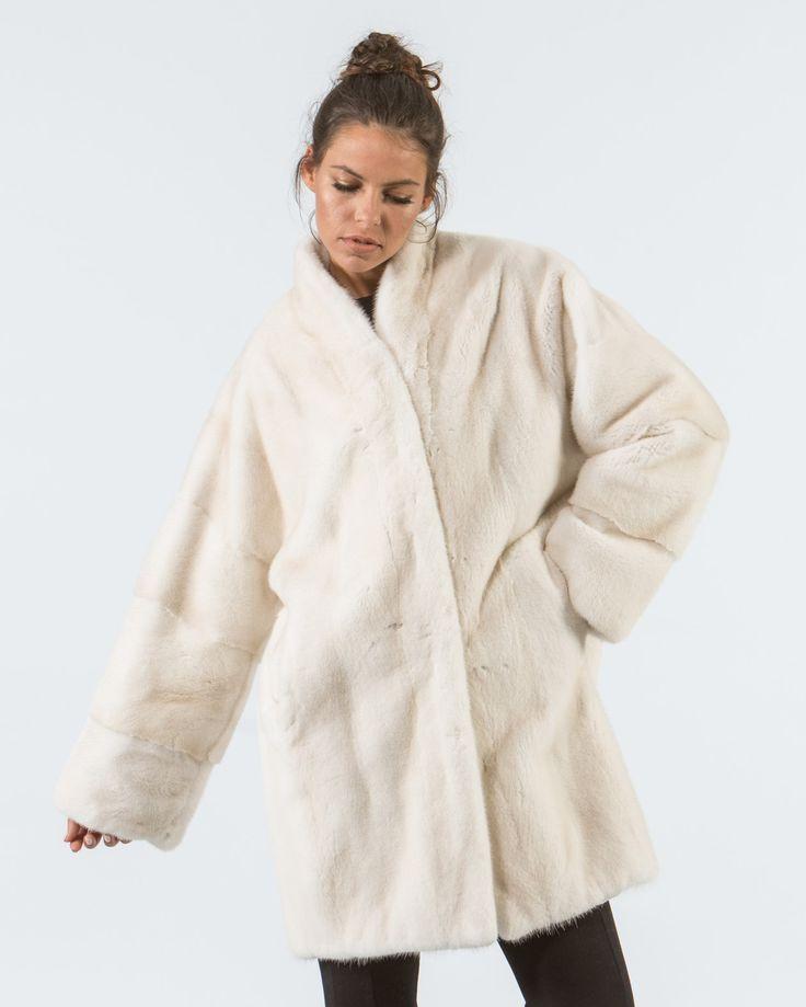 Pearl Mink Fur Jacket     #pearl #mink #fur #jacket #real #style #realfur #elegant #haute #luxury #chic #outfit #women #classy #online #store