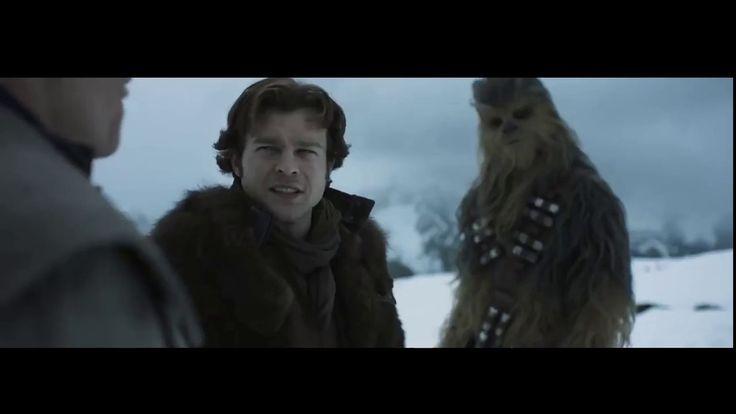 Han Solo: A Star Wars Story ¡¡¡TRAILER¡¡¡