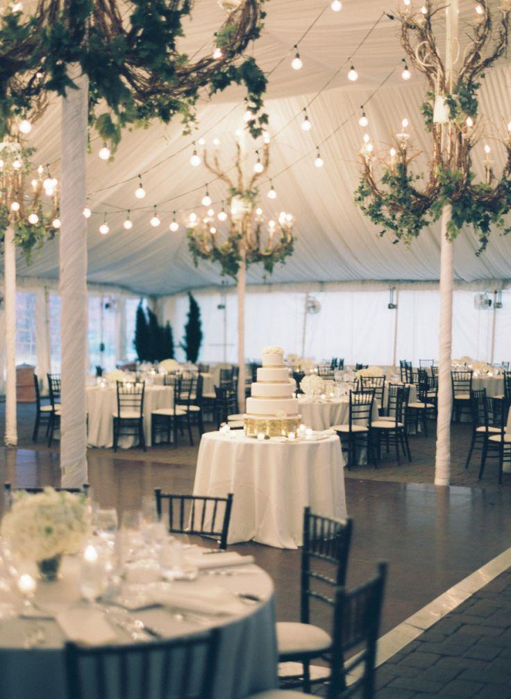 Carolyn Karl Indoor Wedding ReceptionsWedding
