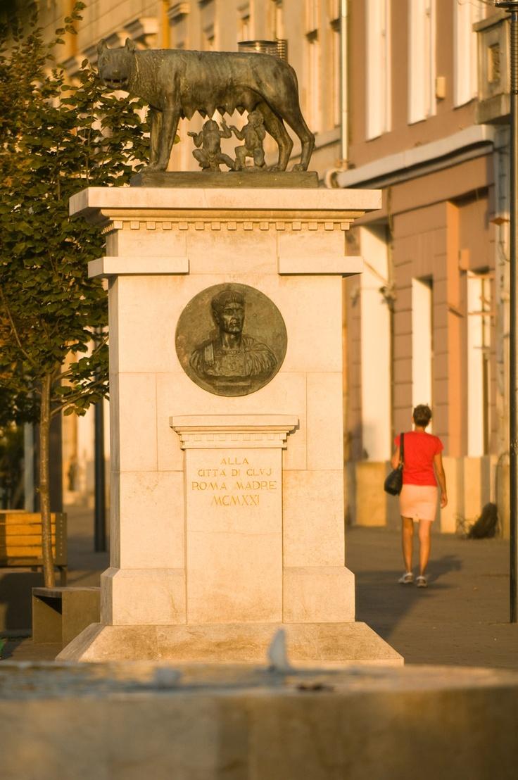 Lupa Capitolina, Cluj-Napoca, Romania