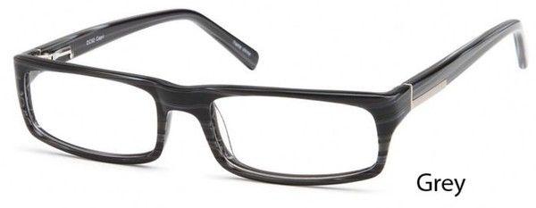 Di Caprio Eyewear DC92 Eyeglasses Frames  Prescription Lenses Fit