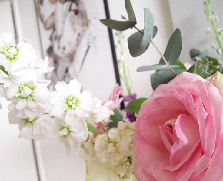 Bloemen zijn toch wel het mooiste cadeau dat je kunthellip
