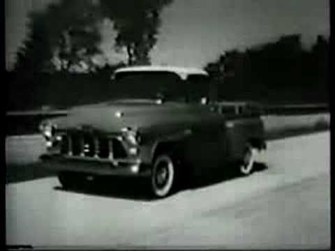 1956 Chevrolet TV Ad: New Chevy Trucks