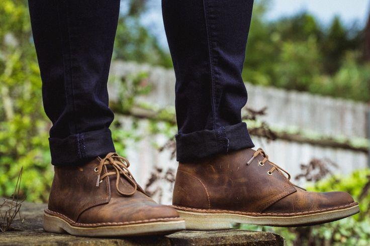Clarks Originals desert boot- Beeswax