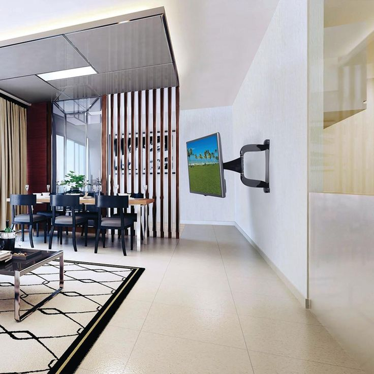 "Peerless-av 32""-40"" Designerseries Ultraslim Articulating Flat Panel Mount"