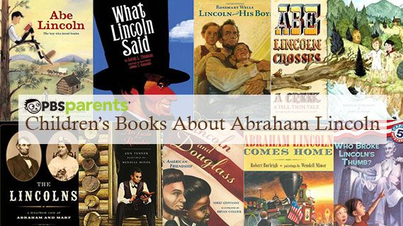 Abraham Lincoln Books For Kids Activities For Kids The