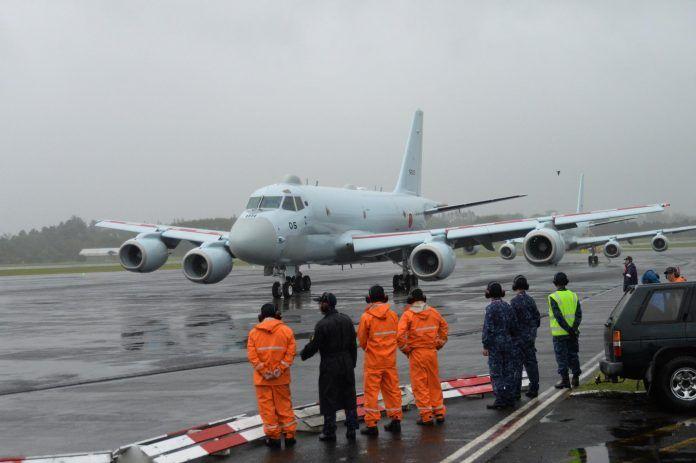 JMSDF Kirim Pesawat Patroli Maritim P1 Bantu Selandia Baru | http://www.hobbymiliter.com/4907/jmsdf-kirim-pesawat-patroli-maritim-p1-bantu-selandia-baru/