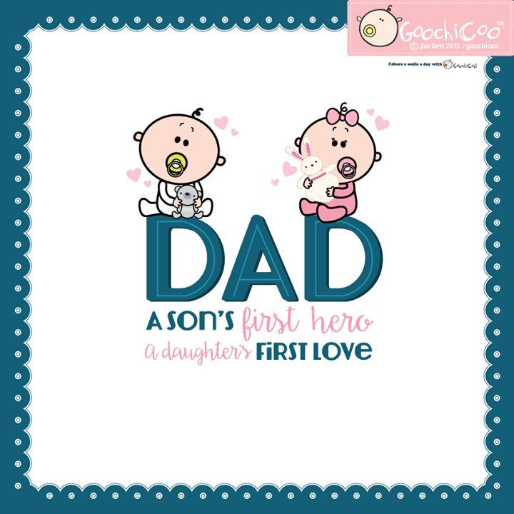 Dad #Goochicoo