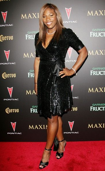 Serena Williams Photos: Maxim Magazine Hosts The 7th Annual Hot 100 Party