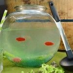 Fish Bowl Punch | Party Punch Recipe
