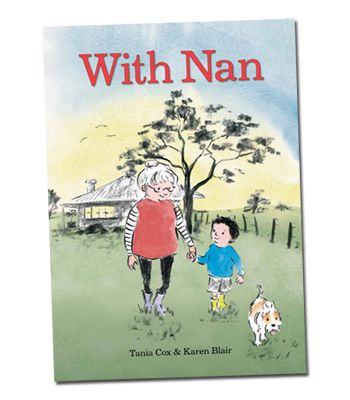 With Nan - Book of the Year: Early Childhood, Shortlisted