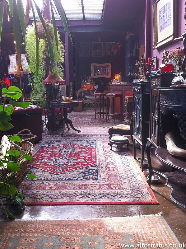 Stunning Bohemian Apartment (Premier) | Inspiration Salon ...