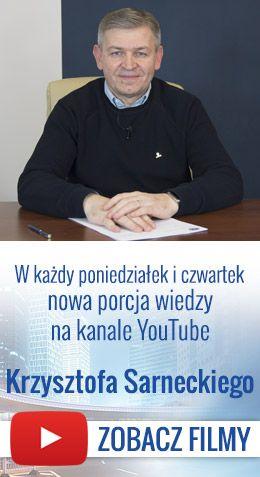 Krzysztof Sarnecki - kanał na YouTube