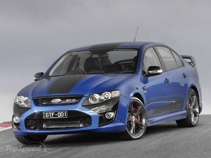 2015 Ford FPV GT F picture - doc555473