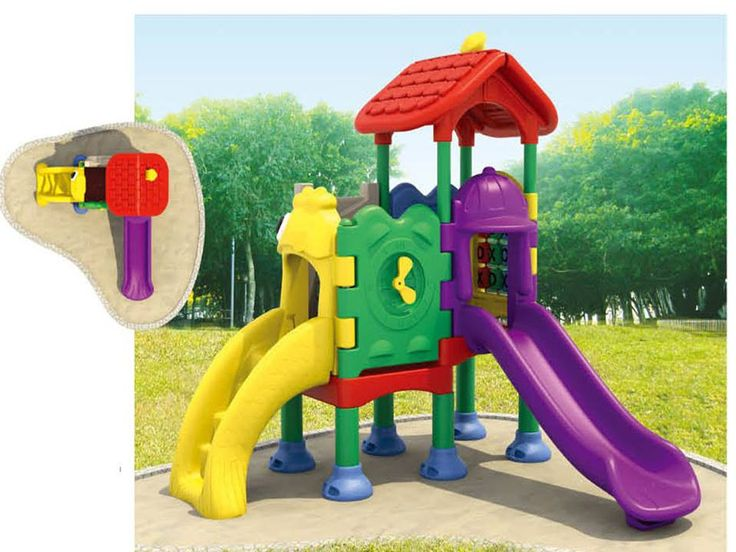 We have a huge collection of #Plastic #Playground #Equipments, which are fully safe in all ways for your kids.
