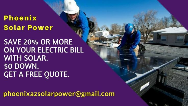 Best Solar Installation Company In Peoria AZ- Solar Panels Peoria