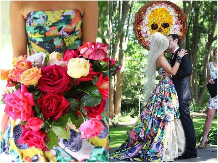 Нетрадиционные, но очень красивые свадебные платья