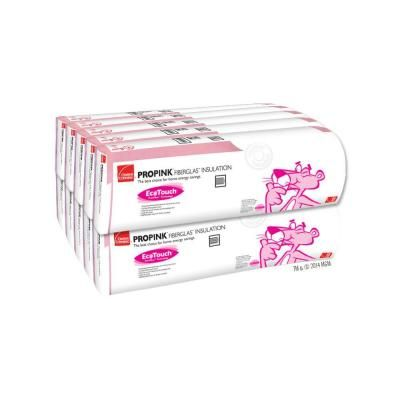 Home Depot_ Owens Corning R19 Insulation Foil Faced Batts 16 in. x 96 in. (10-Bags)-M49Q at The Home Depot