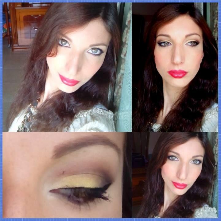 make up giorno e cerimonia