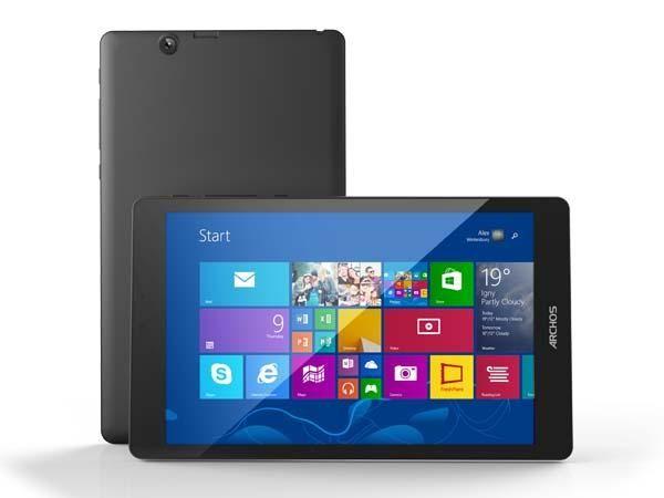 Archos 80 Cesium Windows Tablet