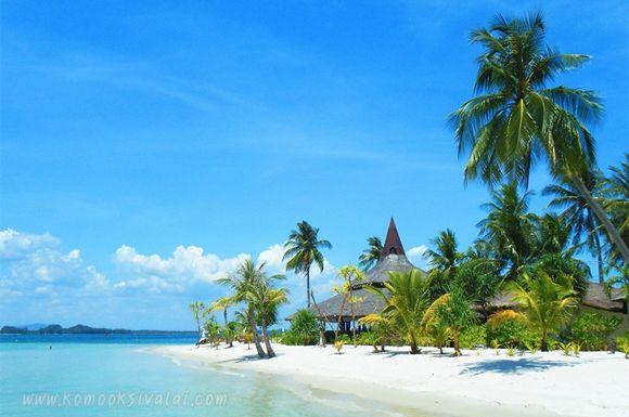 Koh Mook Sivalai Beach Thailand