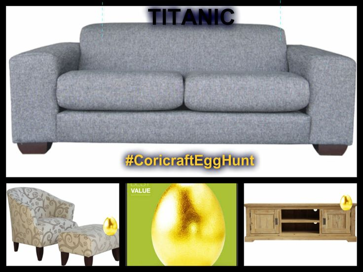Wishing @Coricraft a very Happy Easter #CoricraftEggHunt #Titanic <3 xx