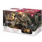 Monster Hunter Portable 3rd PSP Special Console – Black/Red (PSP-3000 Bundle)  $306.44