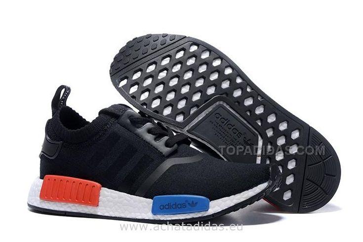 http://www.topadidas.com/2016-adidas-originals-nmd-runner-primeknit-homme-running-chaussures-noir-bleu-rouge-adidas-nmd-chukka.html Only$67.00 #2016 ADIDAS ORIGINALS NMD RUNNER PRIMEKNIT HOMME RUNNING CHAUSSURES NOIR BLEU ROUGE (ADIDAS NMD CHUKKA) #Free #Shipping!