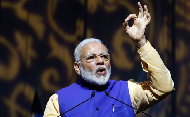 PM Modi, Make In India And GST Praised By China State-Run Media