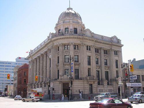 Winnipeg - Vital Statistics (Bank Of Nova Scotia Bldg) 2 | by skinlovr