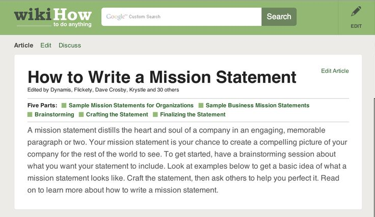 How to Write a Value Statement for a Nonprofit