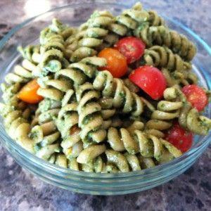 Light Pesto Sauce - Delicious Knowledge