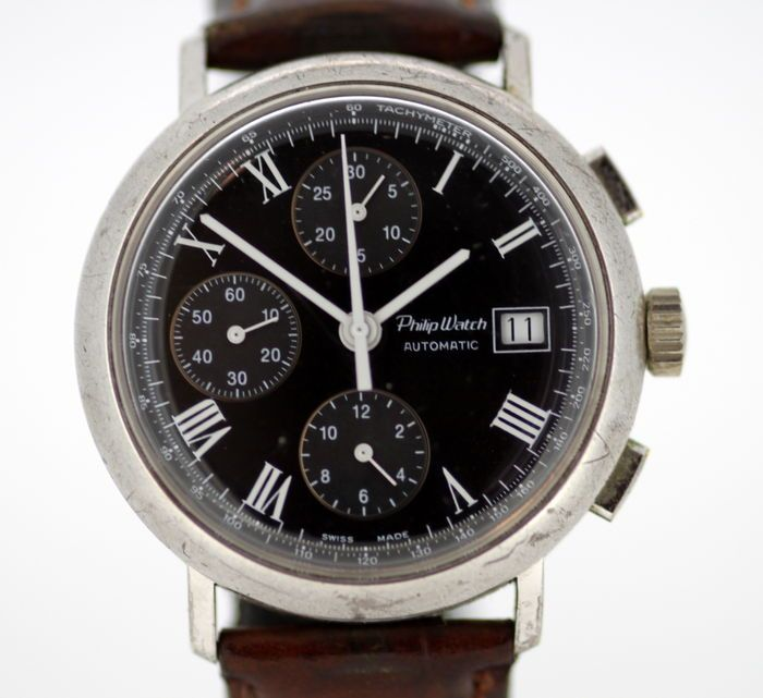Currently at the #Catawiki auctions: Philip Watch Vintage -  Wristwatch