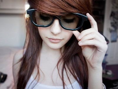 Peachy 1000 Images About Hairstyle With Glasses On Pinterest Oliver Hairstyles For Women Draintrainus
