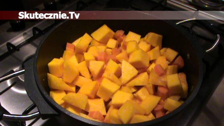 Najprostsza zupa dyniowa :: Skutecznie.Tv [HD]