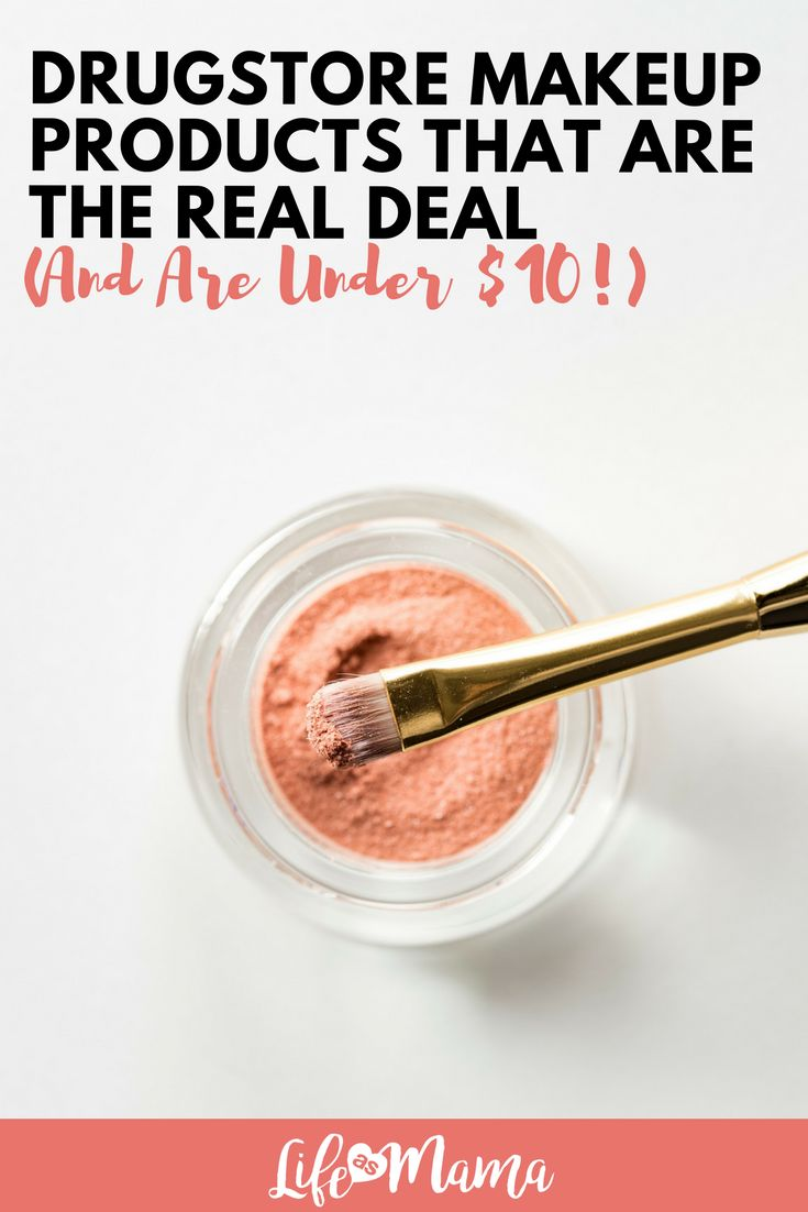 Drugstore Makeup Products That Are The Real Deal (And Are Under $10!) #drugstoremakeup #makeup #maybelline #cheapmakeup #beauty #beautytips