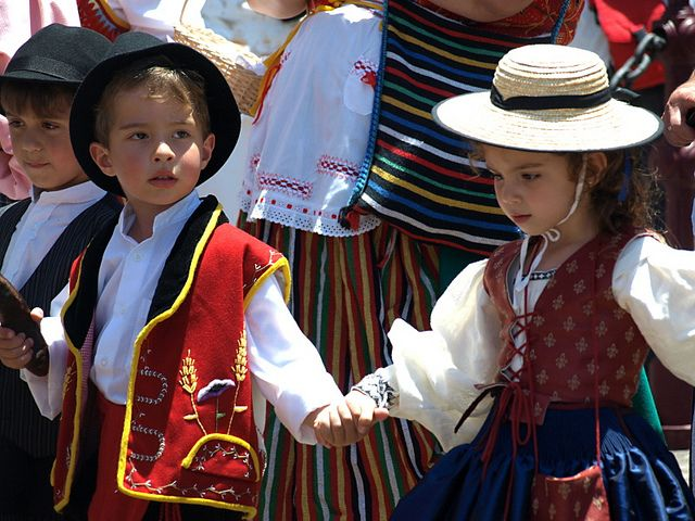 Tenerife Traditional Costume by tenerife holidays, via Flickr