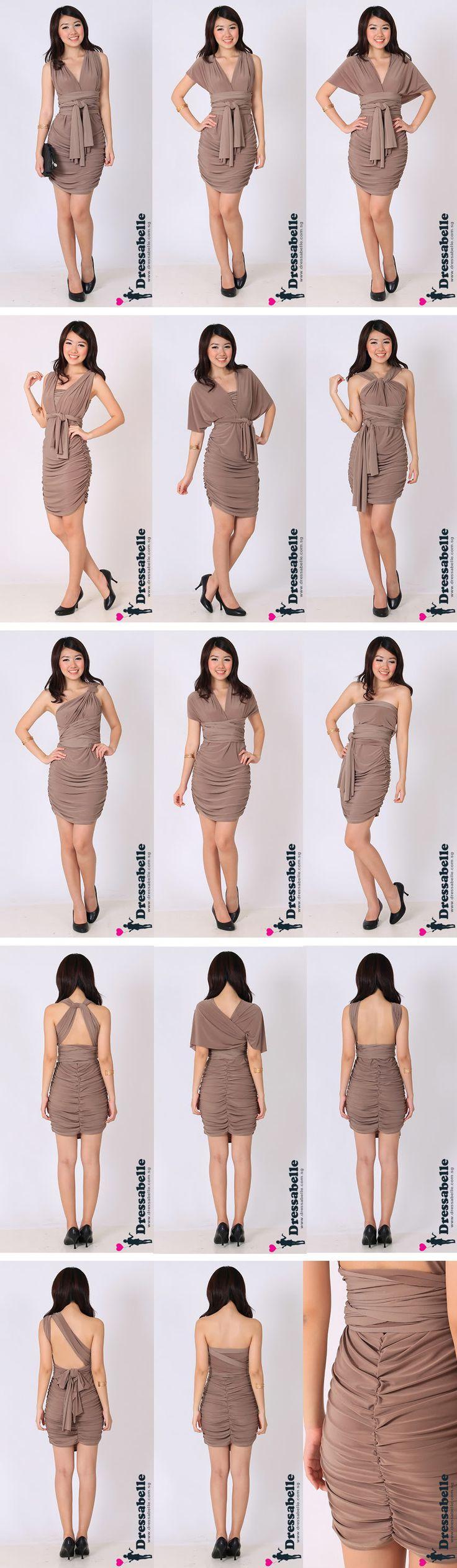 Infinity dress, like this bottom too