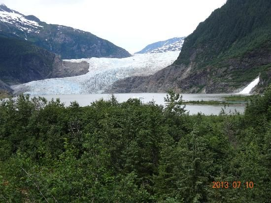 Tongass National Forest   ... Glacier in the Tongass National Forest. - Picture of Juneau, Alaska