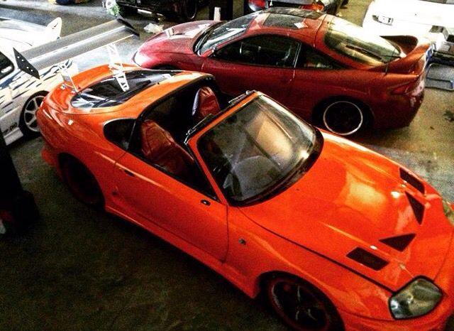 Fast And Furious Supra Replica