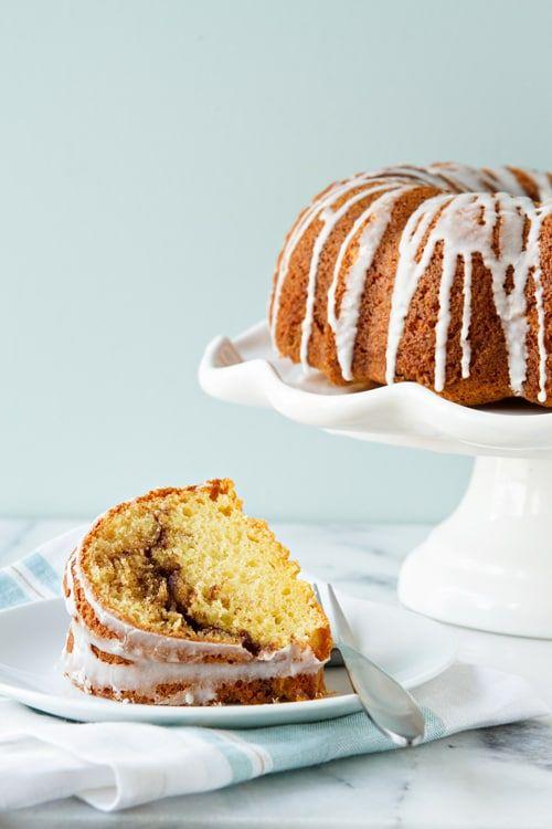 Honey Bun Cake Recipe from mybakingaddiction.com