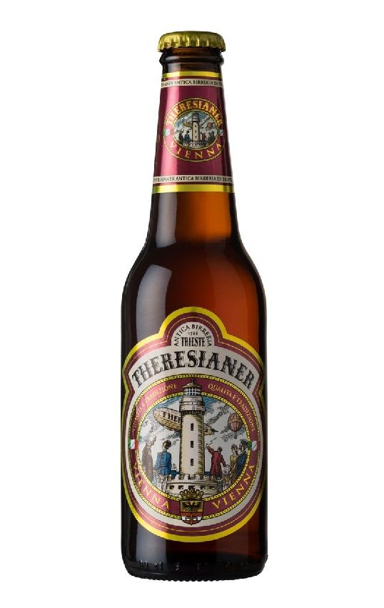 Theresianer Strong Ale, English Strong Ale 8,5% ABV (Theresianer Antica Birreria di Trieste, Italia)
