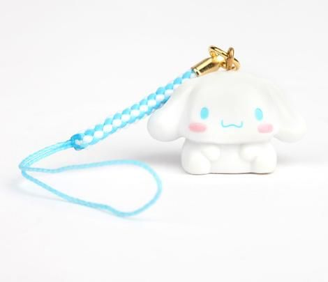 Cinnamoroll Cell Phone Charm: Bell