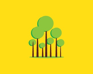 Vector Icon no 102 uploaded by designco Use it To Create Your Logo #Trees #Forest #Logos #Sell #Icons #LogoSelecta