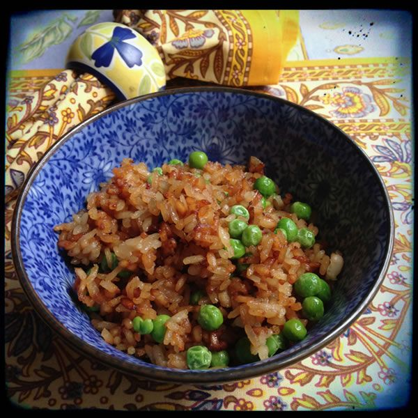 Actifry Risotto
